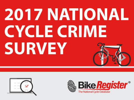 2017 National Cycle Crime Survey Results