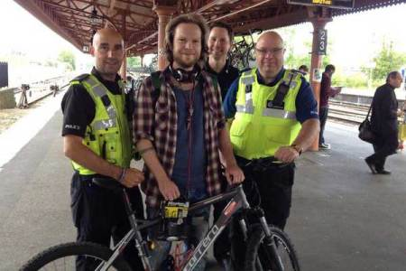 A Platform For Bike Marking