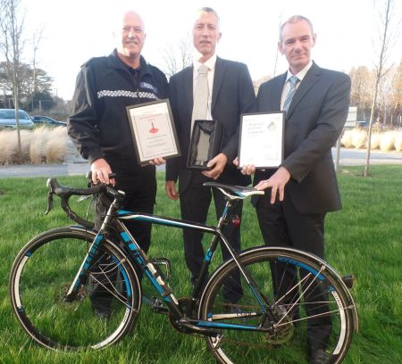 Award for Bike Theft Innovators