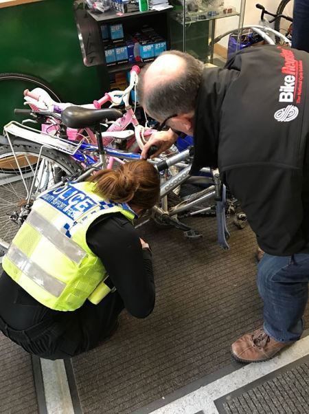 BikeRegister Assists Police Op To Break Cycle Crime Ring
