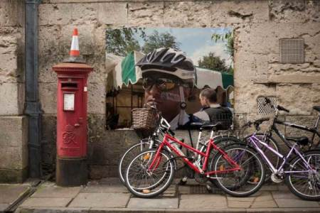 Bikes Worth More Than £7,000 Marked At The Financial Times