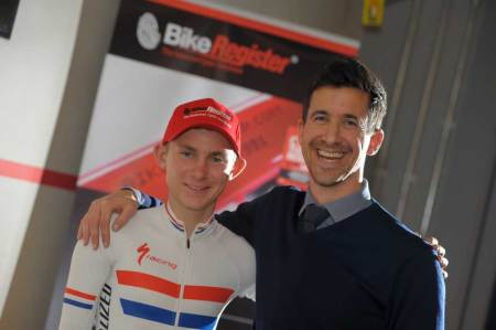 Daniel Tulett, Olympic Development Programme cyclist
