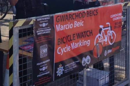 Hospital Marks Secure Day For Cyclists