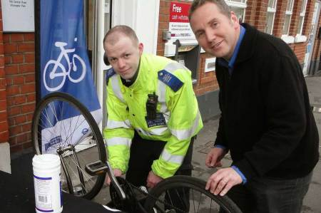Met Police 'Community Action Day' Offers Free Bike Marking Across London Boroughs