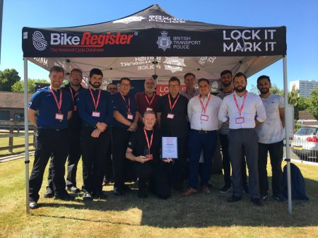 National Cycle Crime Conference 2018