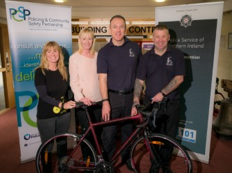New BikeRegister Scheme Launches In Strabane