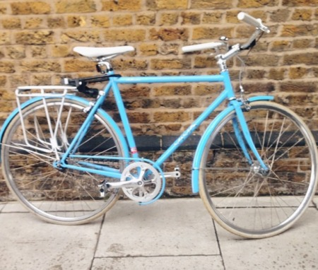 Prized Bike Recovered After West End Theft