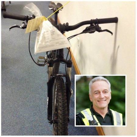 Stolen Bike Recovered In Just 2 Days & 100 Miles From Where It Was Registered