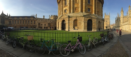University of Oxford Deploys BikeRegister Across Entire Estate