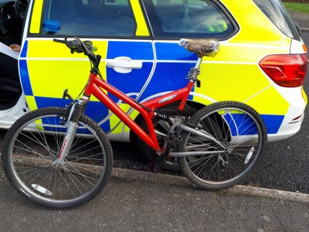 93% Reduction In Kidderminster Bike Crime