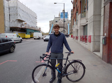 Bike Owner Has Stolen Bike Recovered Within 2½ Hours
