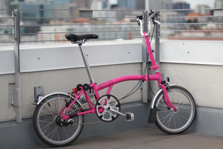 Cyclist Reunited With Beloved Brompton Within A Month Of It Being Stolen