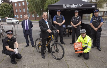 High Sheriff Rides into Town