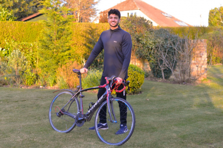 Oxford Student's Bike Recovered 50 Miles Away