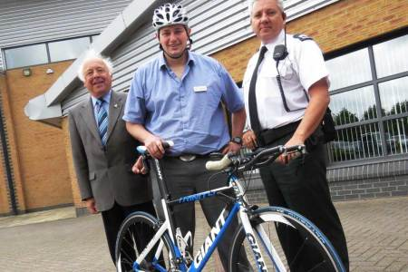 Police Launch BikeRegister Scheme In Northern Ireland