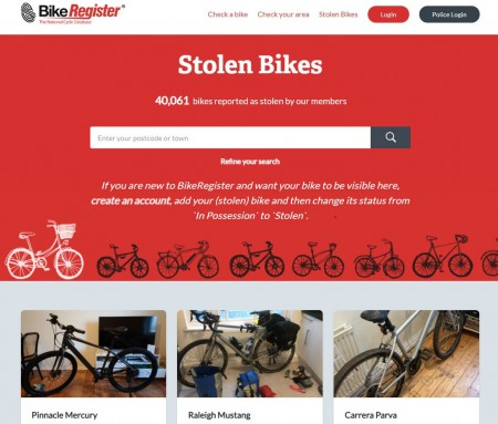 Seen A Stolen Bike For Sale Online? You Can Now Message The Owner Direct To Alert Them