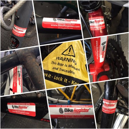 Stolen Bike Recovered & Thief Arrested – All While The Owner Was On Holiday