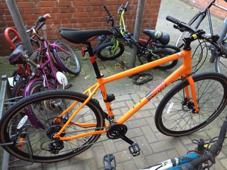 Stolen Bike Recovered Within A Week