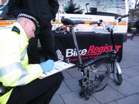 The Importance Of Registering Your Bike