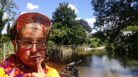 Timmy Mallett Seeks Help To Recover Another Stolen Bike