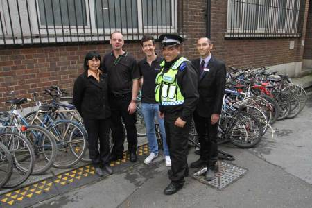 Unclaimed Bikes To Benefit London Youth Bike Project