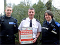 Derbyshire Dales Take Action To Beat The Burglar