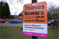 Salford Council Takes SNAP Decision To Reduce Burglary