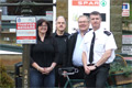 Successful Crime Reduction Blitz On Baslow