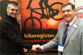 Edinburgh Bikeregister Scheme Wins SBD Award