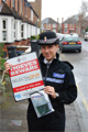 DNA Schemes Crackdown On Burglary In Surrey