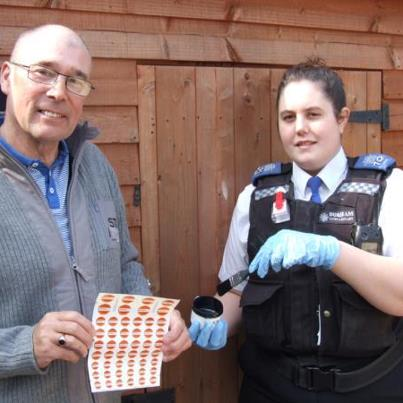 Greasy Solution To Metal Theft In County Durham