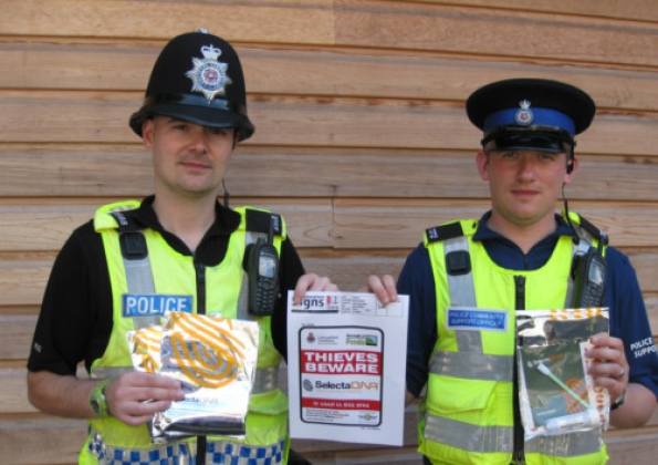 100% Reduction In Burglary Following Lancashire Scheme