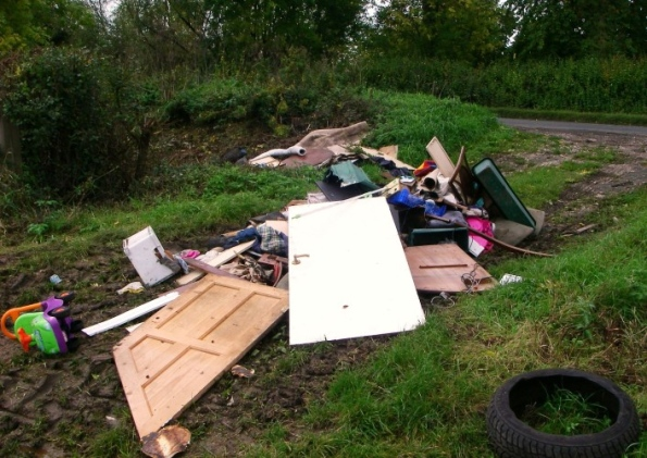 New Weapon In War Against Illegal Dumping