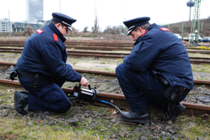 Deutsche Bahn Reports First Arrests As A Result Of DNA Marking Initiative
