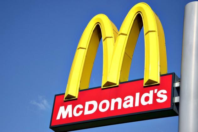 McDonald's installerer dna-spray mod tyveri