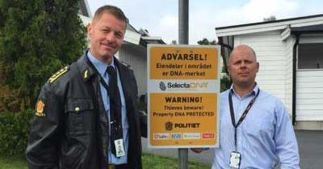 SelectaDNA lansert i Norge