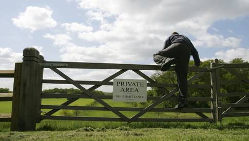Shutting The Gate On Rural Crime