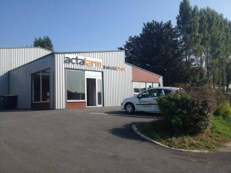 1er magasin Selectadna en France