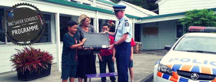2015 BNZ Safer Schools