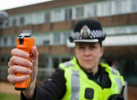 Bonfire Night: Tagging Spray Tactic To Tackle Anti-Social Behaviour