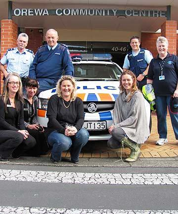 Crimefighters are gathering on the Hibiscus Coast