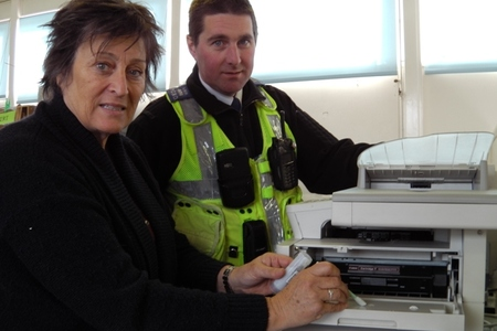 Extra Level Of Security For Disability Charity