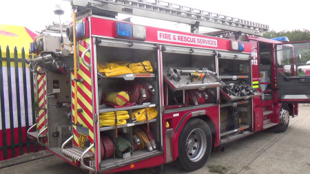Fire Kit Protected