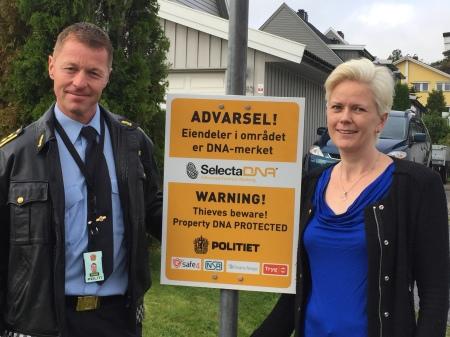 FirstDNAMarking Scheme Launches In Norway