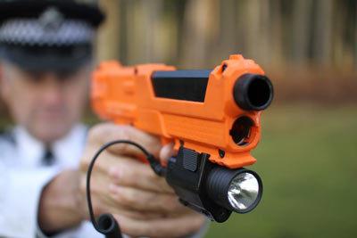 Le pistolet SelectaDNA High Velocity