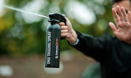 Met Police Launches DNA Tagging Spray Against Moped Crime