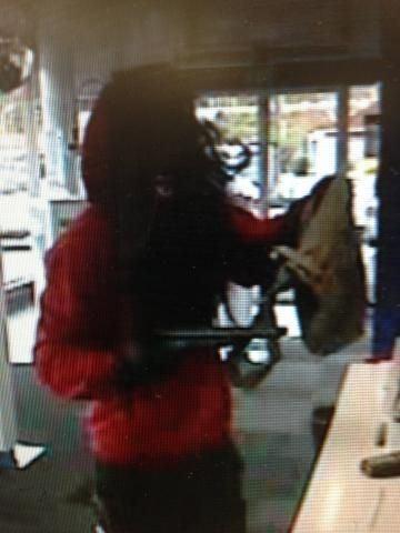NZ Bank Robber Identified By DNA Spray