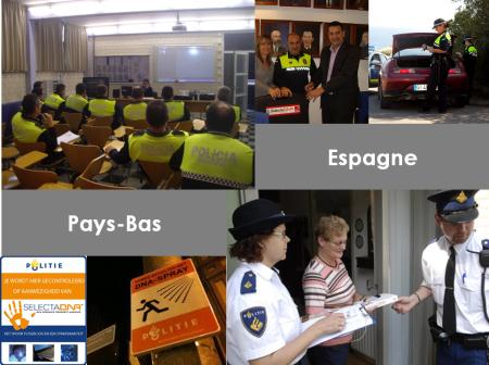 Police à travers le monde