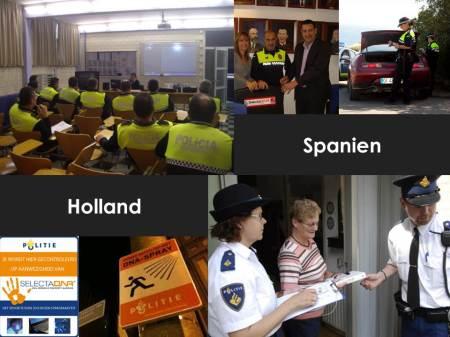 Polizei weltweit