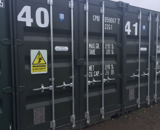 Preventing Cargo Theft With New Portable Intruder Spray